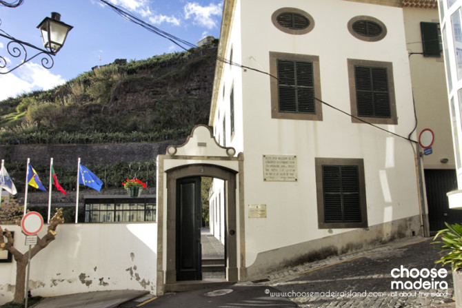 Vila passos Ponta do Sol Choose Madeira Island