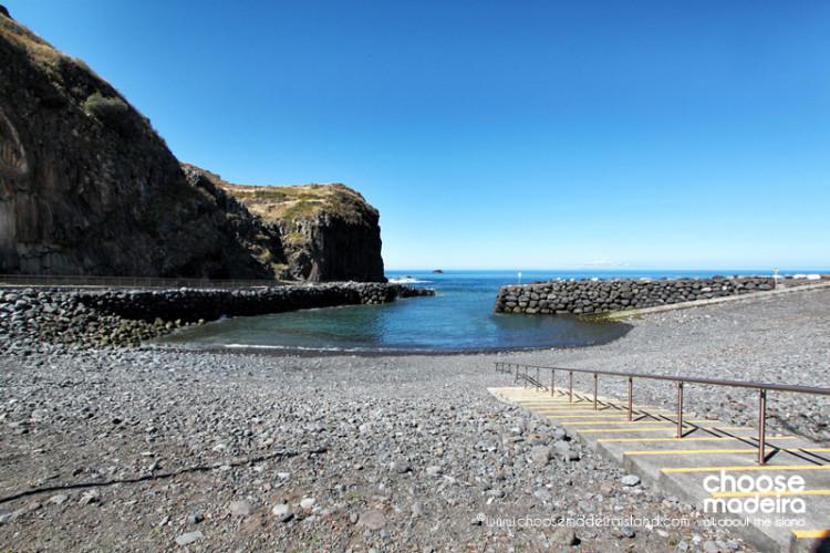 Complexo Balnear da Foz da Ribeira do Faial Santana Choose Madeira Island