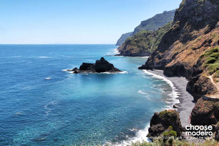 Praia da Ribeira do Porco Choose Madeira Island