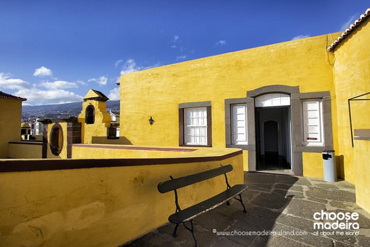 Museu Arte Contemporênea Forte São Tiago Funchal Choose Madeira Island (12)