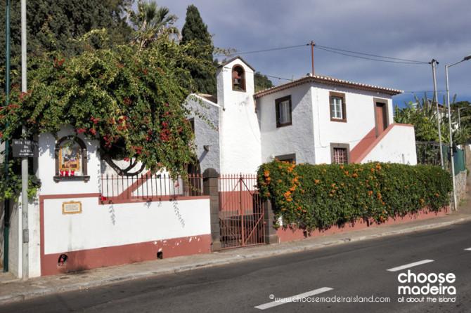 Capela da Nossa Senhora da Ajuda Funchal Choose Madeira Island