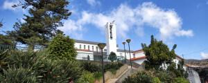 Capela de São Francisco Xavier Calheta Choose Madeira Island