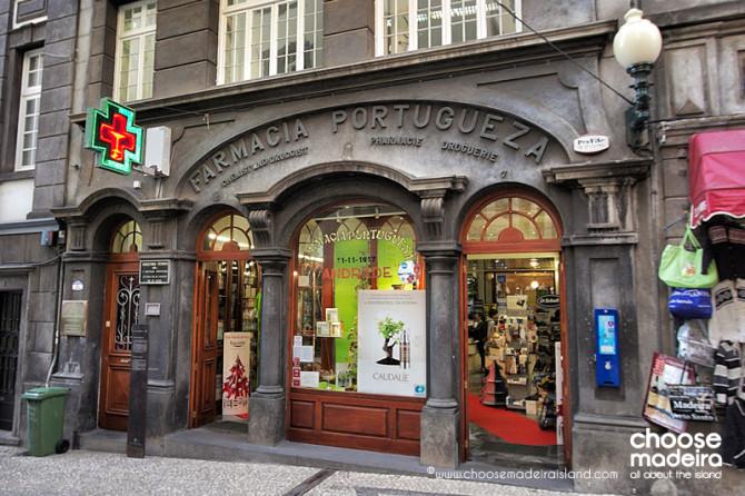 Farmácia Portuguesa Funchal Choose Madeira Island