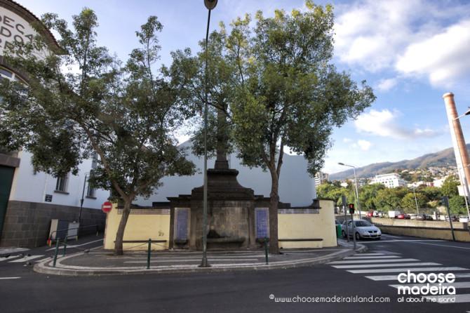 Fontenário do Torreão Funchal Choose Madeira Island (2)