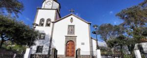 Igreja de Nossa Senhora da Graça Calheta Choose Madeira Island
