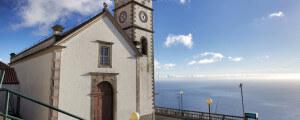 Igreja de São João Baptista Calheta Choose Madeira Island