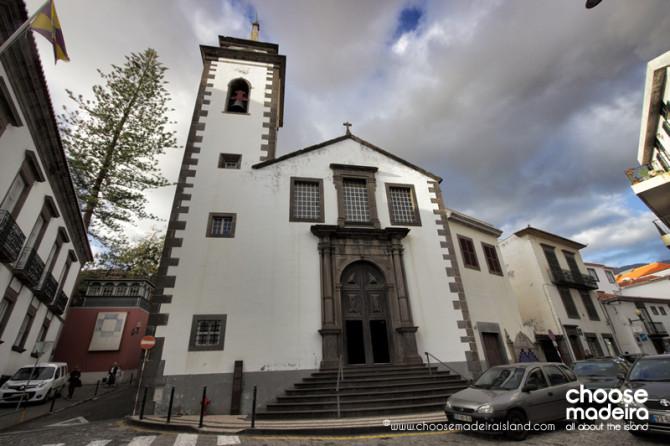 Igreja de São Pedro Funchal Choose Madeira Island