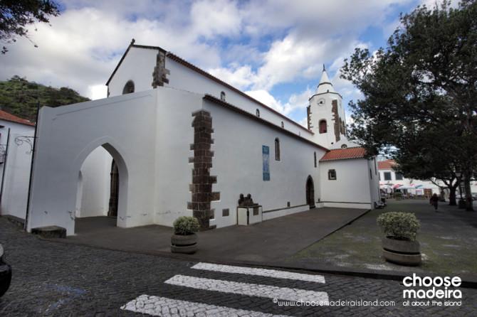 Igreja de São Salvador Santa Cruz Choose Madeira Island