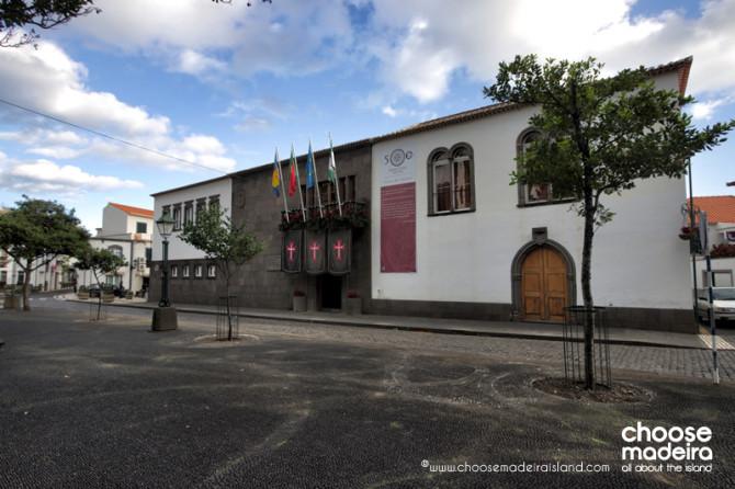 Paços do Concelho Santa Cruz Choose Madeira Island