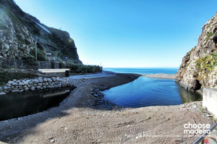 Praia da Lagoa de São Jorge Choose Madeira Island