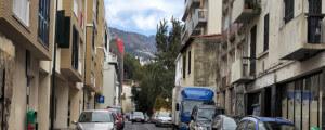 Rua da Alegria Funchal Choose Madeira Island